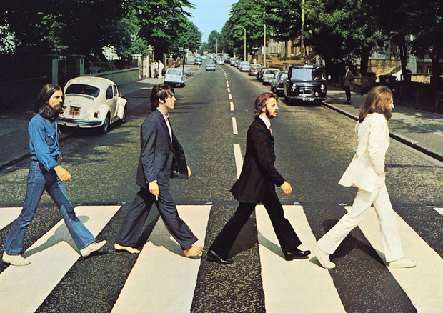 Abbey Road © Ansa