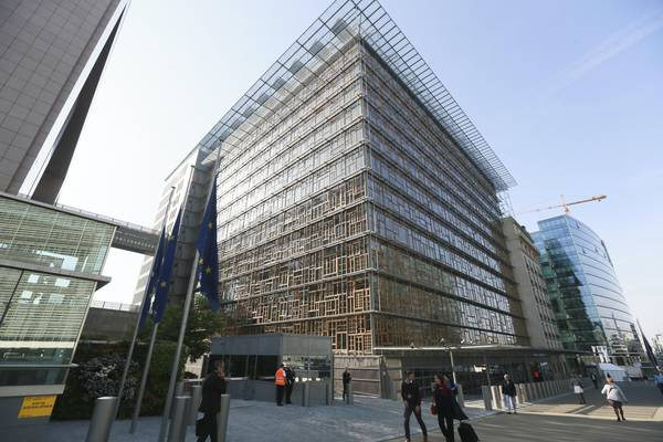 European Council Europa building