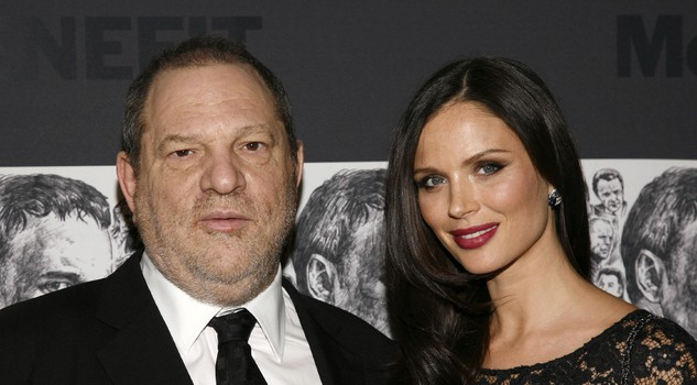 Harvey Weinstein,Georgina Chapman