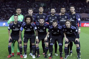 Real Madrid campione in carica
