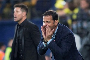 Villarreal CF vs Atletico Madrid (ANSA)