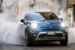 A taste of Tomorrow. Today per Fiat 500X vince il Key Award (ANSA)