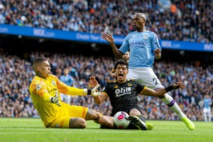 Manchester City FC vs Wolverhampton Wanderers FC (ANSA)
