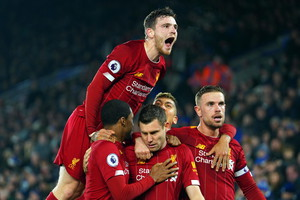 Premier: Leicester-Liverpool 0-4 (ANSA)