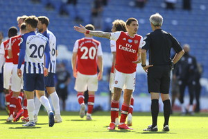 Brighton Hove Albion vs Arsenal FC (ANSA)