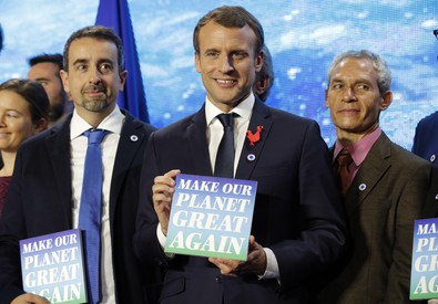 France Climate Summit (ANSA)