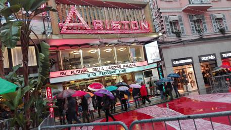Teatro Ariston © ANSA
