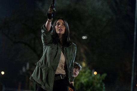 Olivia Munn in The Predator © ANSA