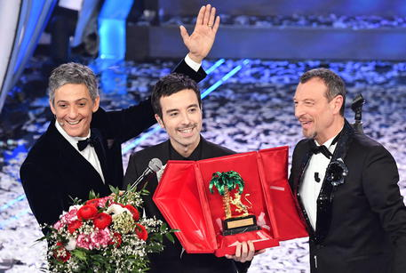 70th Sanremo Music Festival 2020 © EPA
