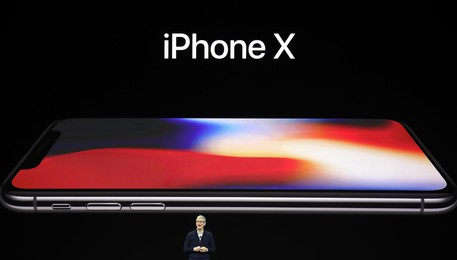 iPhone X(ANSA)