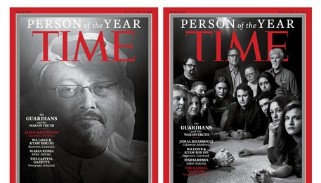 Time Person Of The Year(ANSA)