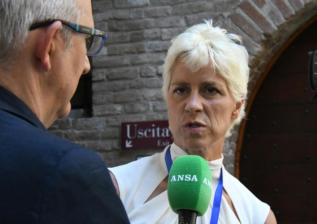 Maria Elena Rossi, direttore marketing di Enit © ANSA