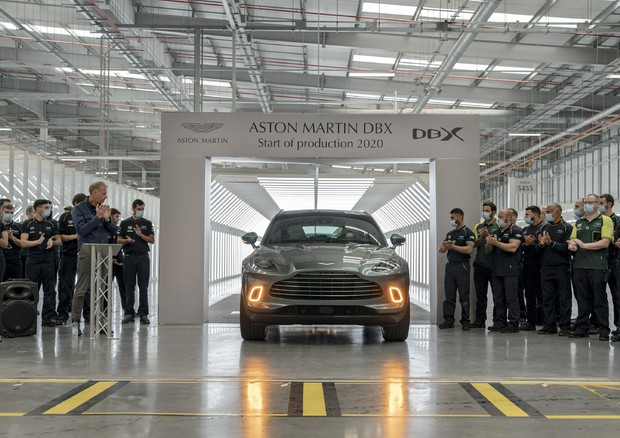 Aston Martin DBX, il SUV made in Galles è pronto © ANSA