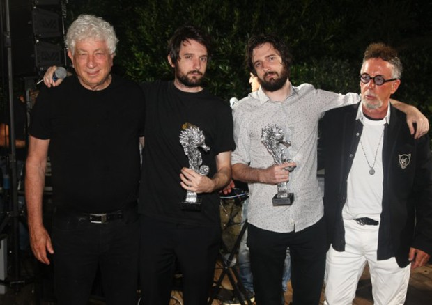 Al via Ischia Global Film & Music Festival: i gemelli D'Innocenzo © Ansa