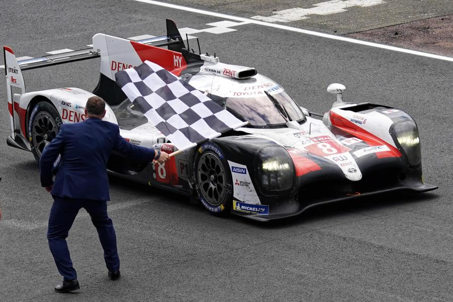 Le Mans 24-hour race ©