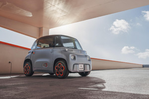 Citroën Ami, la urban car tailor made (ANSA)