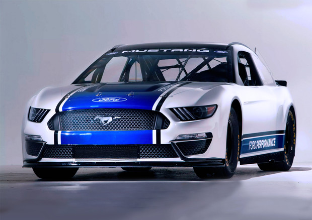 Ford Mustang Nascar Next Gen, al top per le gare in pista © Ford Performance